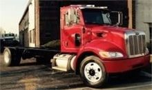 2010 PETERBILT 335 CAB AND CHAS