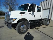 2008 INTERNATIONAL 7400 CAB AND