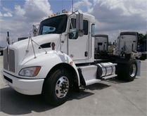 2011 KENWORTH T370 CAB AND CHAS