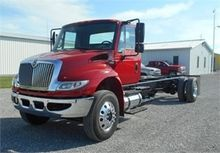 2009 INTERNATIONAL 4400 CAB AND