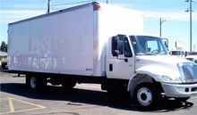 2007 INTERNATIONAL 4300 BOX VAN