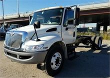 2014 INTERNATIONAL 4300 CAB AND