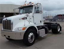 2012 PETERBILT 382 CAB AND CHAS