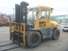 Used 2006 TCM FD80-9