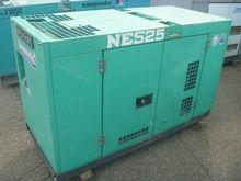 2007 NISSHA NES25EI3
