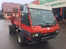 2002 Aebi TP58 Slope tractor