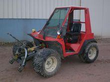 2002 Aebi TT70S Slope tractor
