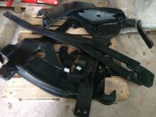 Front end loader adapter : Deut