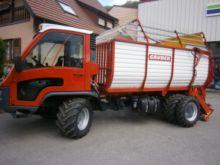 2010 Aebi VT 450 Slope tractor