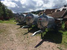 2017 Agrimat 2000L Water tank