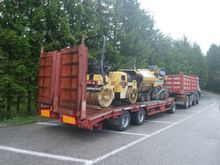 1999 Cometto Tieflader - Lowbed