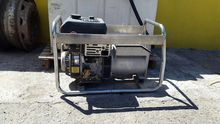 2008 Generator 50 Hz 6 KVA Benz