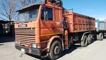 1985 Scania R 142 H /+KRAN /+ A