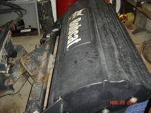 """2009 Bobcat 68"""" Angle broom"""