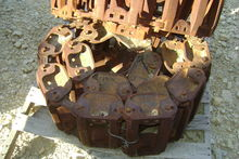 Grouser STEEL TRACKS