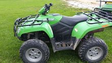 2007 Arctic Cat 400 4x4 with bl