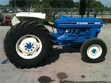 Used FORD 4610 in Ho
