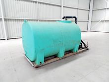 2017 WORKMATE 4000 LITRE POLY T
