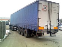 1998 Montracon Trailer 138434