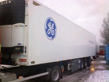 2005 Pacton Trailer Reefer