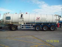 2011 Whale Tankers Trailer 5466