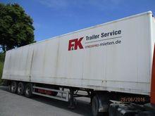 2003 Weka Trailer Van