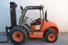 2004 Ausa C250HX4 Diesel forkli