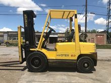 2002 HYSTER H60XM