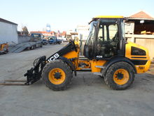 Used 2016 JCB 409 in