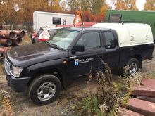 Used TOYOTA HILUX X-