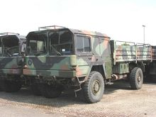 1977 MAN 5t mil GL CAT 1