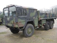 Used 1977 MAN 7t mil
