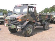 1978 Unimog U 1300 L