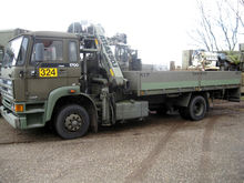 DAF FA 1700 with tap