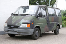 1999 Ford Transit EDS