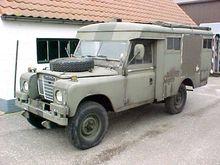 1979 Land Rover 109