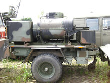 Used Water trailer 1