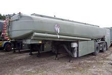 Tank trailer 24,000 or 30,000 l