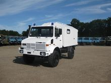 Unimog 1300 L Ambulance