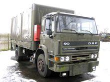 1989 DAF 1900