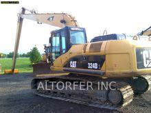 2007 CAT 324DL LR