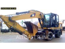 Used 2012 CAT M318D
