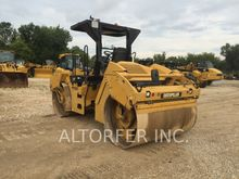 Used 2011 CAT CB54XW