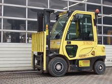 2010 Hyster H2.5FT
