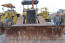 caterpillar d4h lgp bulldozer