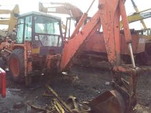 hitachi bx70 backhoe loader