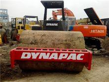 dynapac ca30d road roller