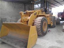 caterpillar 960f wheel loader