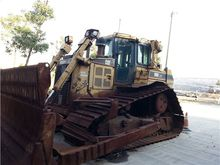caterpillar d6r lgp bulldozer