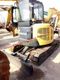 Komatsu pc55 little excavator